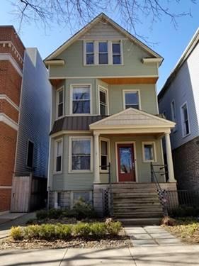 3454 N Hoyne Unit 1, Chicago, IL 60618 Roscoe Village