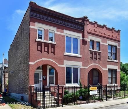 3631 S Calumet, Chicago, IL 60653