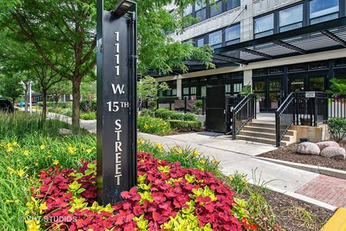 1111 W 15th Unit 412, Chicago, IL 60608