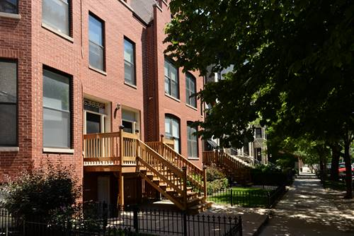 1538 W Monroe Unit 3, Chicago, IL 60607