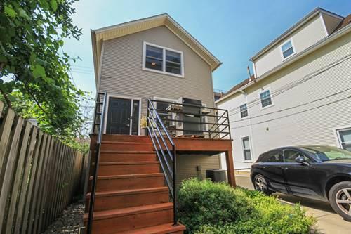 1737 W Melrose Unit CH, Chicago, IL 60657 Roscoe Village