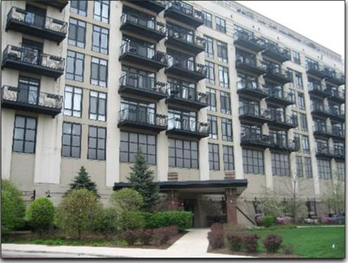 1524 S Sangamon Unit 709, Chicago, IL 60608
