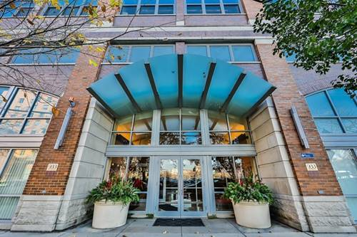 933 W Van Buren Unit 317, Chicago, IL 60607 West Loop