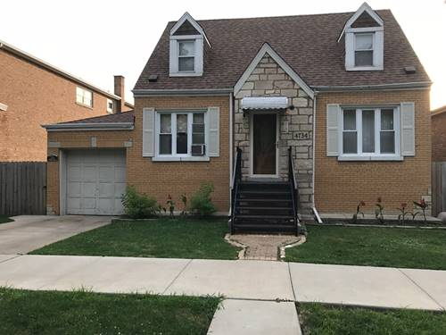4734 S Ridgeway, Chicago, IL 60632