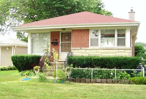 415 Morse, Northlake, IL 60164