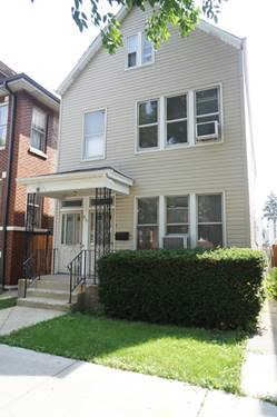 4437 S California, Chicago, IL 60632
