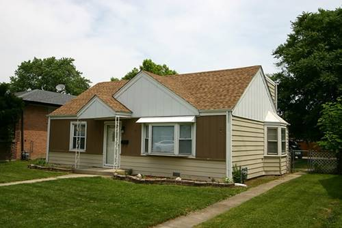9209 Central, Oak Lawn, IL 60453