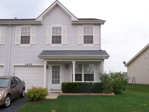 2600 Stowe, Plainfield, IL 60586