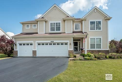 868 Parkside, Yorkville, IL 60560
