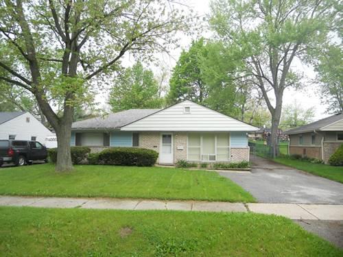 120 Monee, Park Forest, IL 60466