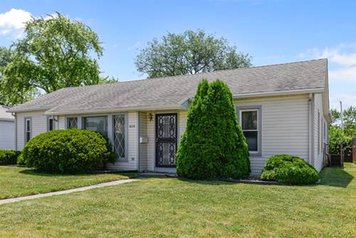 8115 W Winnemac, Norridge, IL 60706