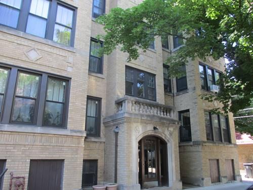 6010 N Glenwood Unit 3, Chicago, IL 60660 Edgewater
