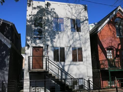 2132 W Dickens Unit 1, Chicago, IL 60647 Bucktown