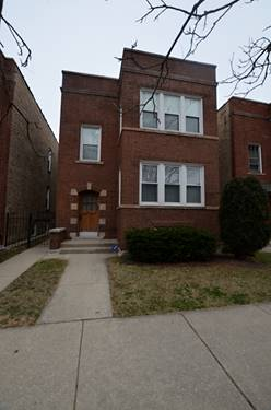 4117 N Francisco Unit 2, Chicago, IL 60618