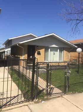 11716 S Laflin, Chicago, IL 60643