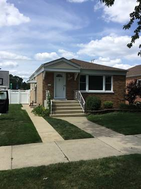 10416 S Troy, Chicago, IL 60655