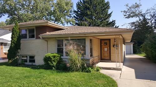 721 Florence, Park Ridge, IL 60068