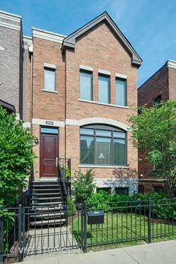 2636 N Paulina, Chicago, IL 60614 West Lincoln Park