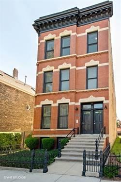 1134 N Wolcott Unit 3F, Chicago, IL 60622 Noble Square