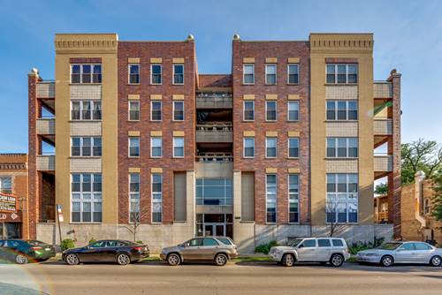 3611 W Montrose Unit 408, Chicago, IL 60618