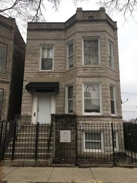 1609 S Hamlin, Chicago, IL 60623