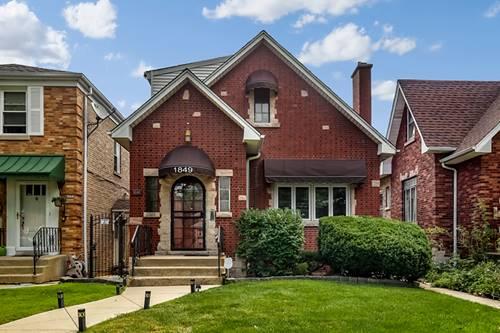 1849 N Natchez, Chicago, IL 60707