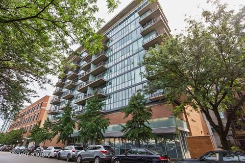 321 S Sangamon Unit 507, Chicago, IL 60607 West Loop