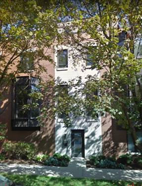 1433 N Cleveland Unit F, Chicago, IL 60610 Old Town