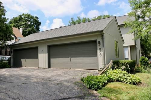 500 S Hough, Barrington, IL 60010