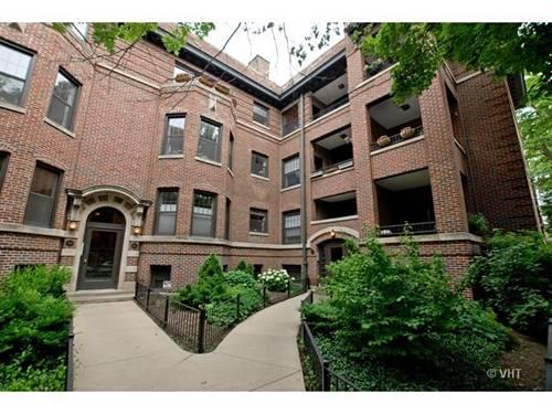 914 W Schubert Unit G, Chicago, IL 60614 Lincoln Park
