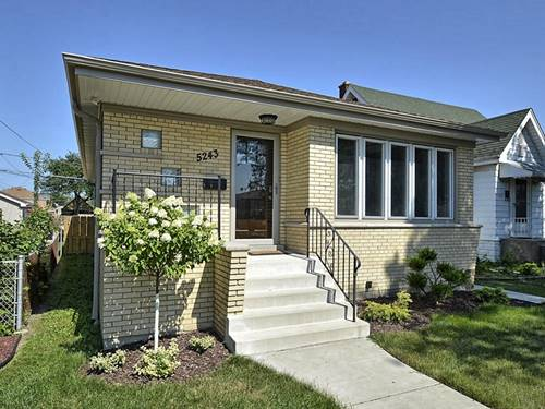 5243 S Moody, Chicago, IL 60638