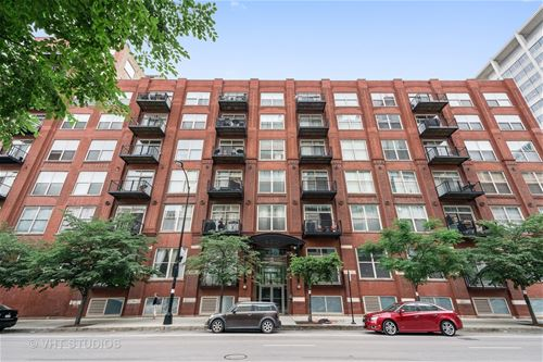 420 S Clinton Unit 518, Chicago, IL 60607 West Loop