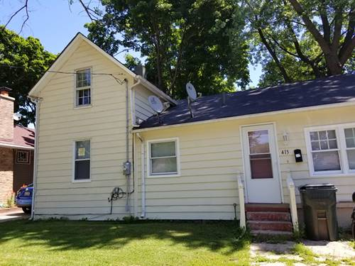 413 N Poplar, Waukegan, IL 60085