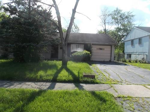 16 N Pine, Glenwood, IL 60425