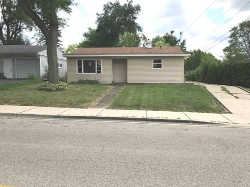 42 Robin, Carpentersville, IL 60110