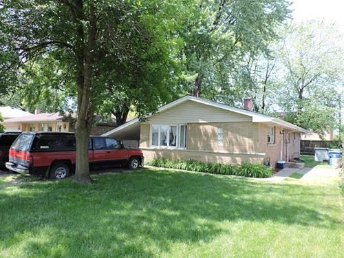 7606 Stickney, Bridgeview, IL 60455