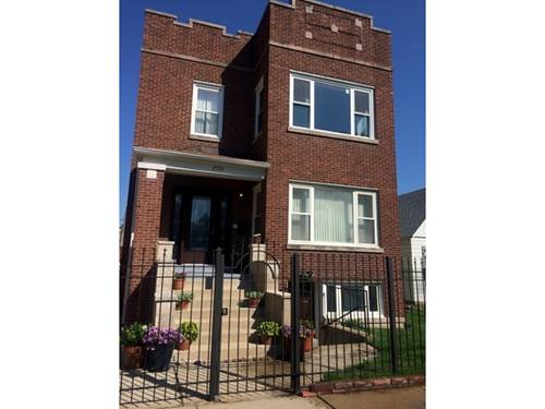 2936 N Gresham Unit 3, Chicago, IL 60618