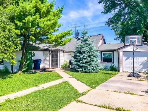 5648 W 87th, Oak Lawn, IL 60453