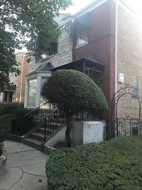 6612 N Richmond, Chicago, IL 60645