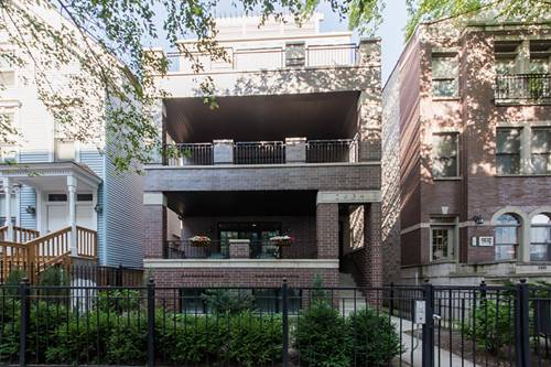 2436 N Southport Unit 2, Chicago, IL 60614 West Lincoln Park