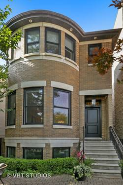 1532 W Wolfram, Chicago, IL 60657 Lakeview