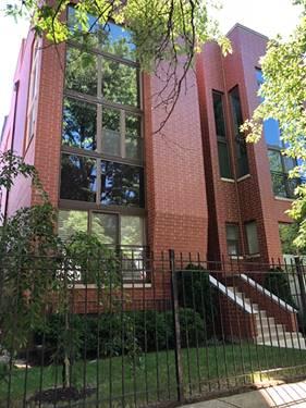 1647 N Artesian Unit 1, Chicago, IL 60647