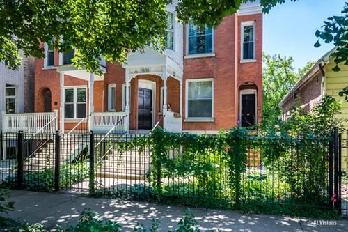 1636 N Claremont, Chicago, IL 60647 Bucktown