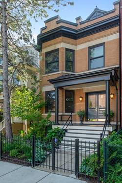 2516 N Seminary, Chicago, IL 60614 West Lincoln Park