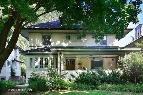 324 N Scoville, Oak Park, IL 60302