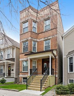 3746 N Hermitage Unit 3, Chicago, IL 60613 Lakeview