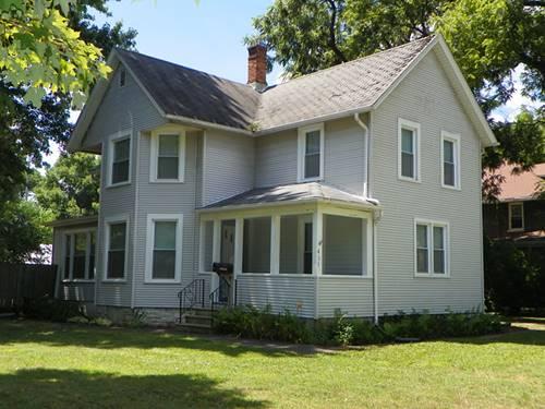 411 E Chippewa, Dwight, IL 60420
