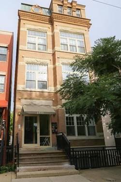 1535 N Paulina Unit 1, Chicago, IL 60622 Wicker Park