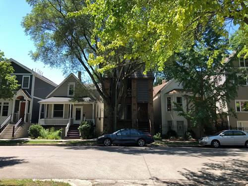 4144 N Leavitt, Chicago, IL 60618 North Center