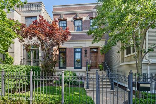 1232 W Wellington, Chicago, IL 60657 Lakeview